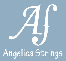 Angelica Strings Logo